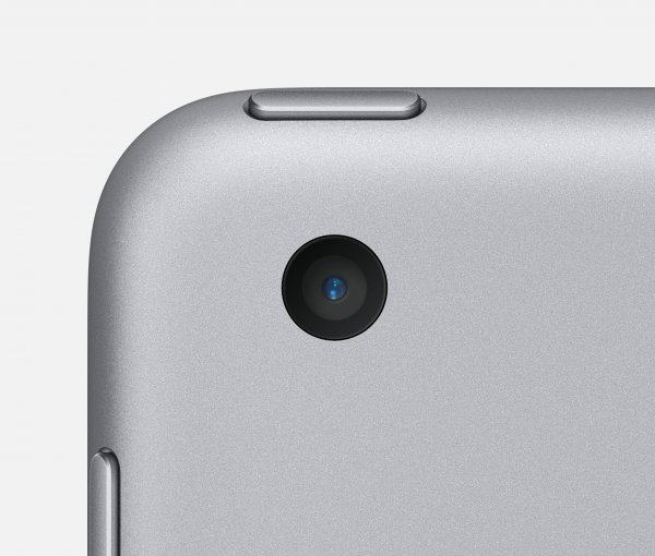 "Apple iPad WI-FI 128 GB Grigio - 9,7"" Tavoletta - A10 2,4 GHz 24,63cm-Display"