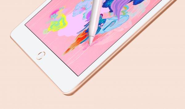"""Apple iPad Wi-Fi 128 GB Oro - 9,7"""" Tavoletta - A10 2,4 GHz 24,6cm-Display"""