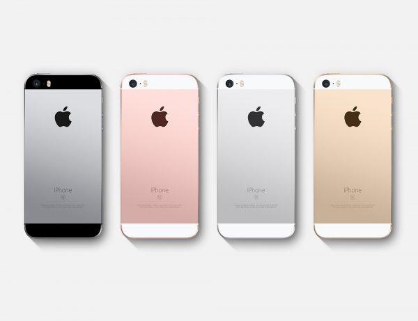 Apple iPhone SE - Smartphone - 12 Mp 32 GB - Argento